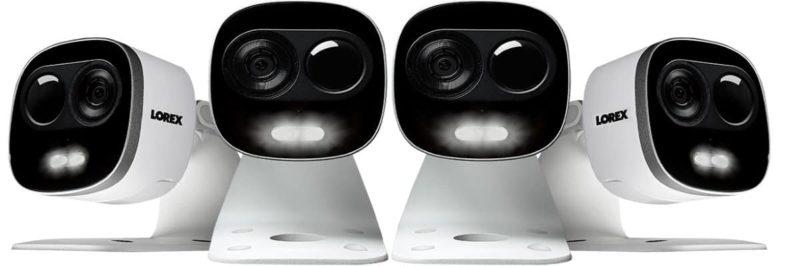 Quelle marque de caméra wifi?